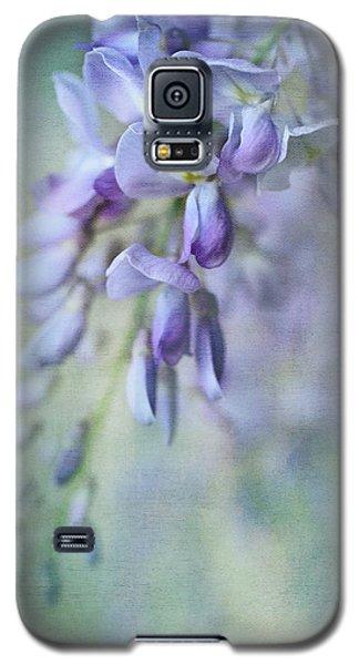 Beautiful Blue Galaxy S5 Case
