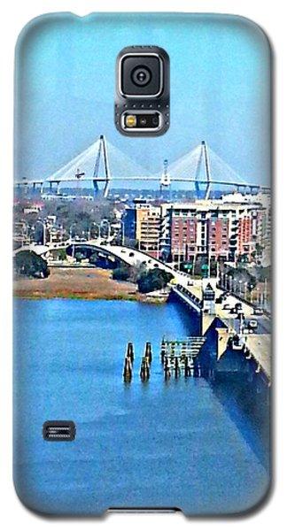 Charleston S C City View Galaxy S5 Case