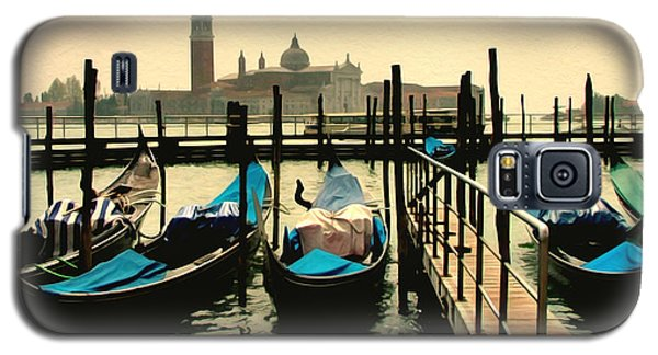Galaxy S5 Case featuring the photograph Beautiful Day In Venice by Brian Reaves