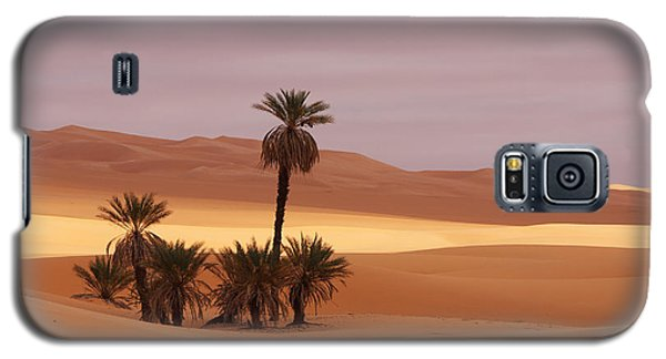 Beautiful Desert Galaxy S5 Case