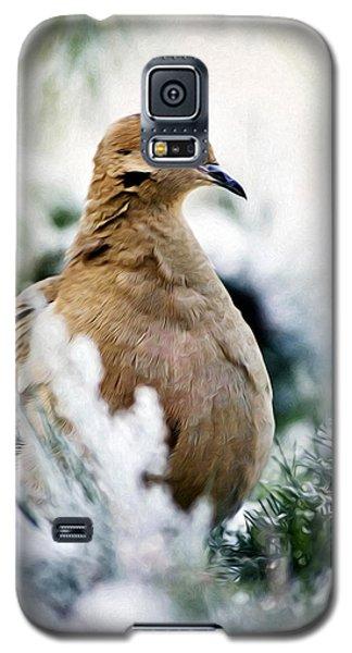 Beautiful Dove Galaxy S5 Case