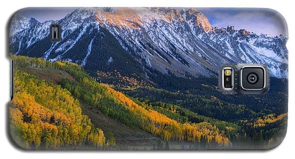 Beautiful Fall Evening Galaxy S5 Case