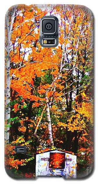 Beautiful Fall Season Galaxy S5 Case