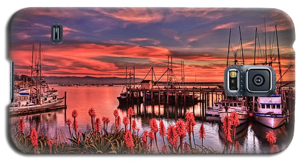 Beautiful Harbor Galaxy S5 Case