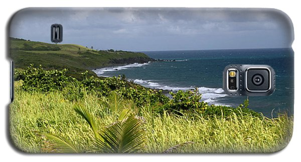 Beautiful Island Of St. Kitts Galaxy S5 Case by Living Color Photography Lorraine Lynch