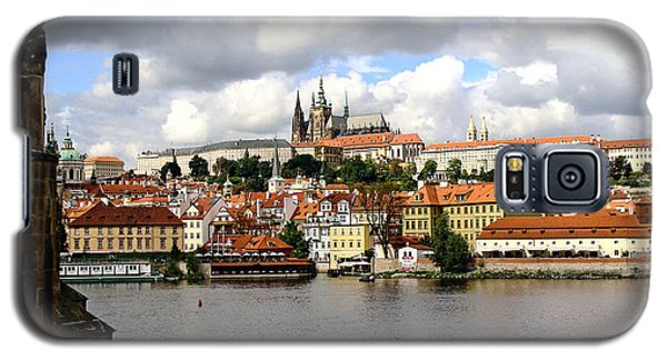 Galaxy S5 Case featuring the photograph Beautiful Prague by Ira Shander