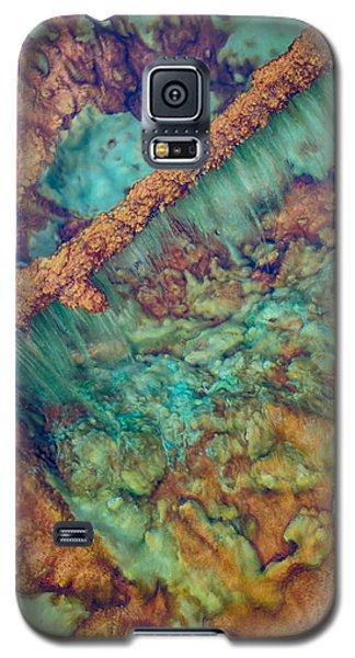 Beautiful Rebar Hot Springs Galaxy S5 Case