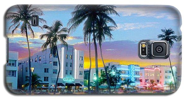 Beautiful South Beach Galaxy S5 Case