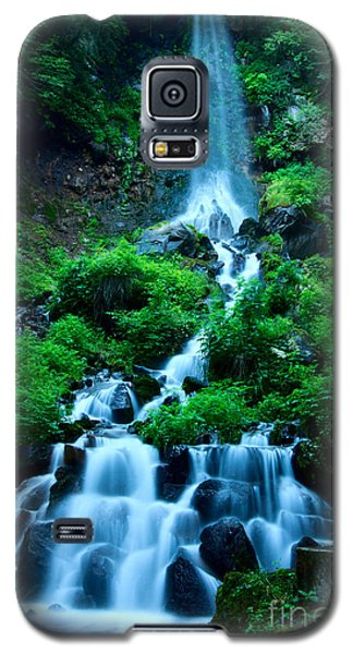 Beautiful Waterfalls In Karuizawa Japan Galaxy S5 Case