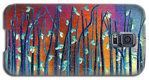 Beautiful Weeds On Venus Galaxy S5 Case
