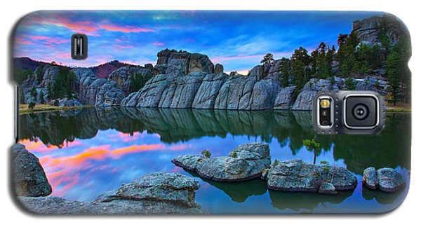 Landscapes Galaxy S5 Case - Beauty After Dark by Kadek Susanto