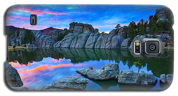 Landscapes Galaxy S5 Case - Beauty After Dark by Kadek Susanto