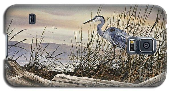 Beauty Along The Shore Galaxy S5 Case