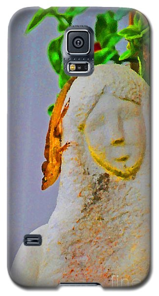 Beauty And Beast  Galaxy S5 Case