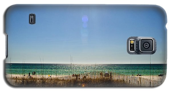 Beauty And The Beach Galaxy S5 Case