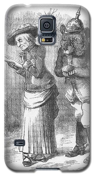 Beauty And The Beast Galaxy S5 Case
