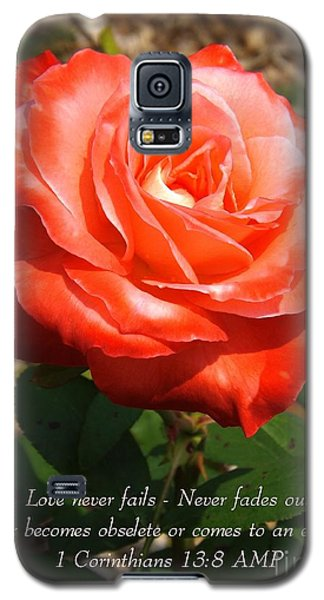 Beauty At Its Best Galaxy S5 Case