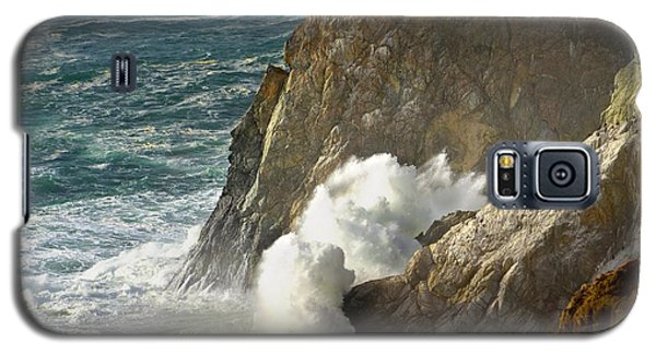 Beauty At The Beach  Galaxy S5 Case by Alex King