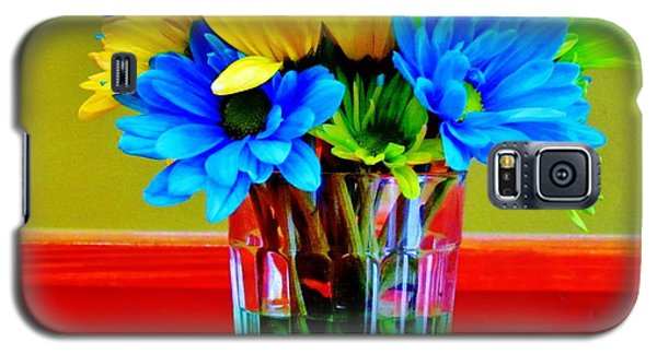 Beauty In A Vase Galaxy S5 Case