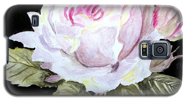 Beauty In Pink Galaxy S5 Case by Carol Grimes