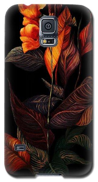 Beauty In The Dark Galaxy S5 Case by Yolanda Raker
