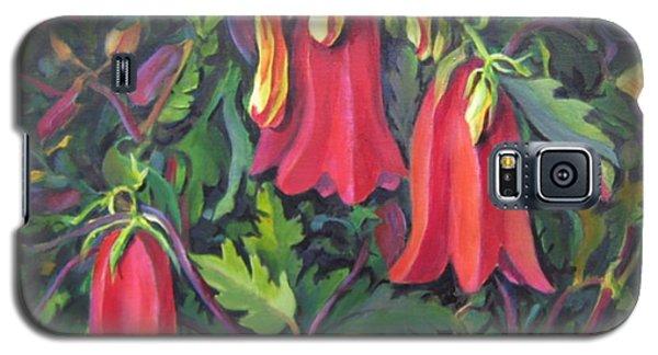 Beauty In The Garden Galaxy S5 Case by Marta Styk