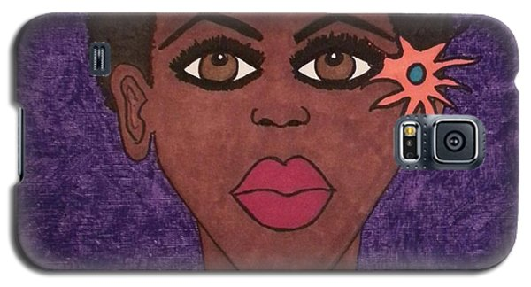 Beauty Is In The Eyes Galaxy S5 Case