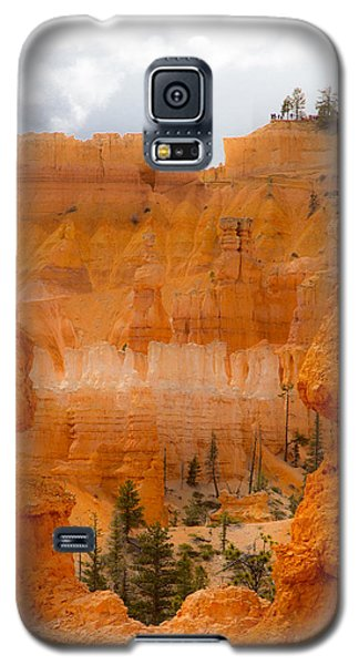 Beauty Of Bryce Galaxy S5 Case by Jim Snyder
