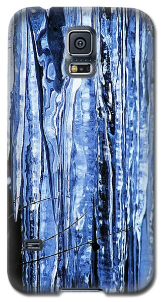 Galaxy S5 Case featuring the photograph Beauty Of Ice by James McAdams