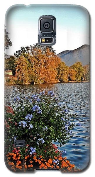 Beauty Of Lake Lugano Galaxy S5 Case