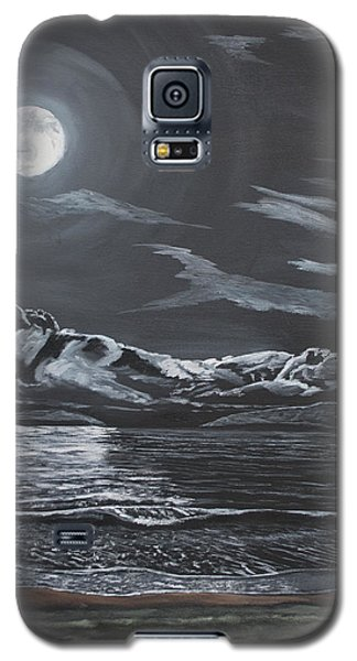 Beauty Of The Night Galaxy S5 Case by Ian Donley