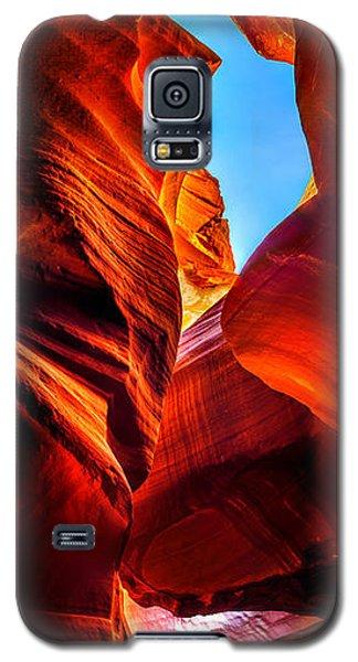 Beauty Within Galaxy S5 Case by Az Jackson