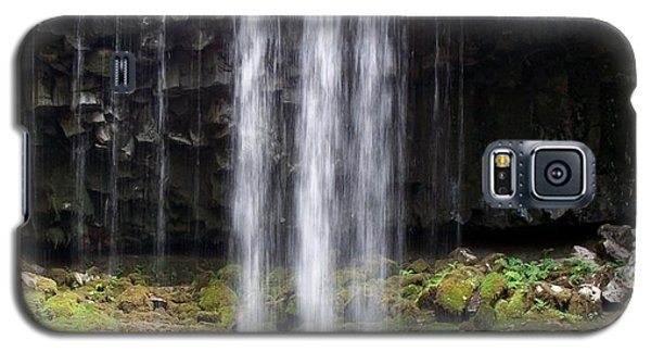 Galaxy S5 Case featuring the photograph Beaver Falls by Chalet Roome-Rigdon