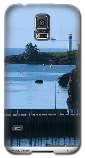 Beaver Harbour Nb Canada Galaxy S5 Case