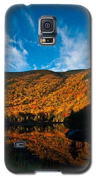 Beaver Pond White Mountain National Forest Galaxy S5 Case