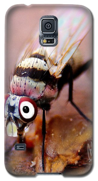 Beaver Tooth Fly Galaxy S5 Case