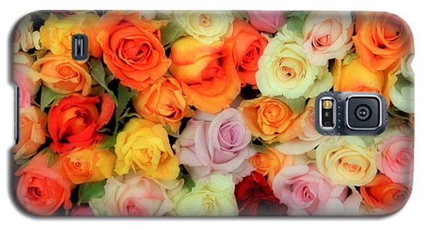 Bed Of Roses Galaxy S5 Case