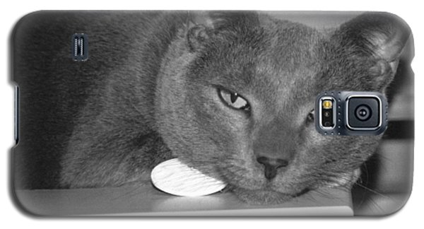 Galaxy S5 Case featuring the photograph Bedroom Eyes by Philomena Zito