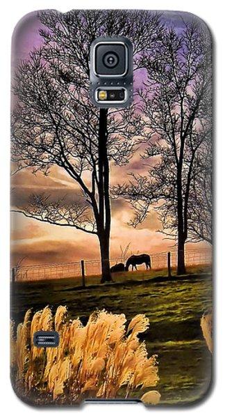 Bedtime Snackin Galaxy S5 Case