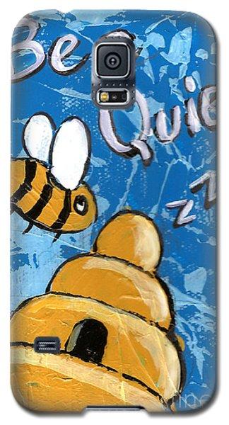 Bee Quiet Galaxy S5 Case