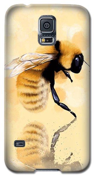 Bee Galaxy S5 Case by Veronica Minozzi