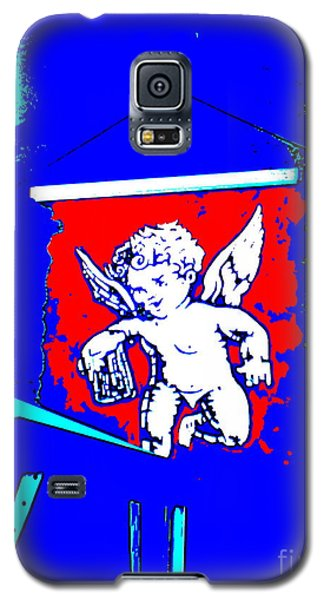 Beer From An Angel Galaxy S5 Case by Roberto Gagliardi