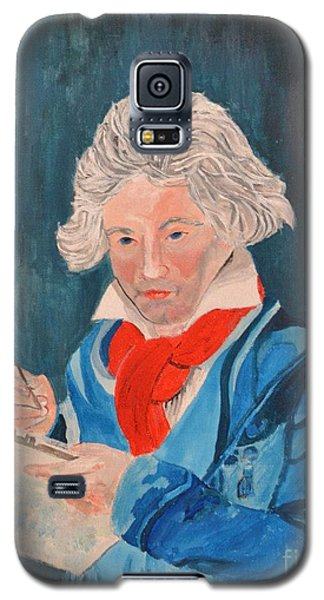 Beethoven Galaxy S5 Case