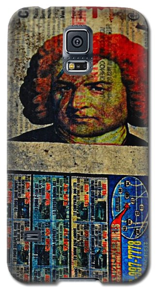 Beethoven02 Galaxy S5 Case