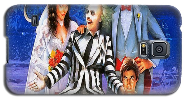 Beetlejuice Galaxy S5 Case