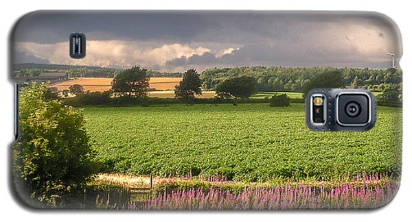 Galaxy S5 Case featuring the photograph Before A Thunder-storm by Sergey Simanovsky