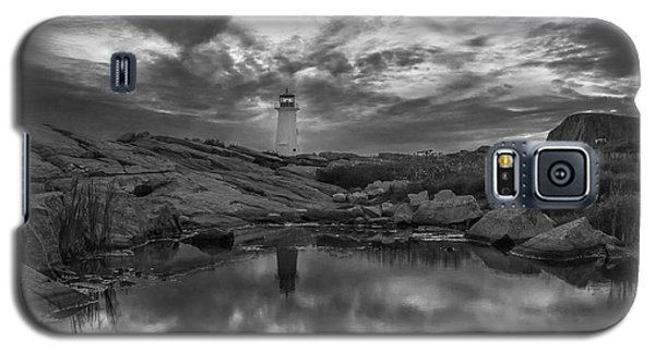 Before Dawn Bw Galaxy S5 Case