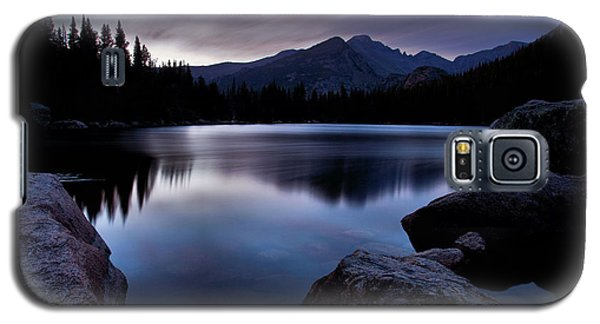 Galaxy S5 Case featuring the photograph Before Sunrise by Steven Reed