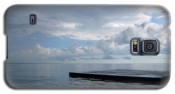 Galaxy S5 Case featuring the photograph Before The Rain by Jon Emery