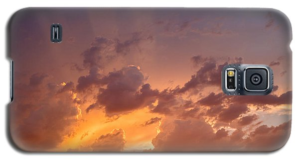 Galaxy S5 Case featuring the photograph Before The Storm by Dennis Bucklin